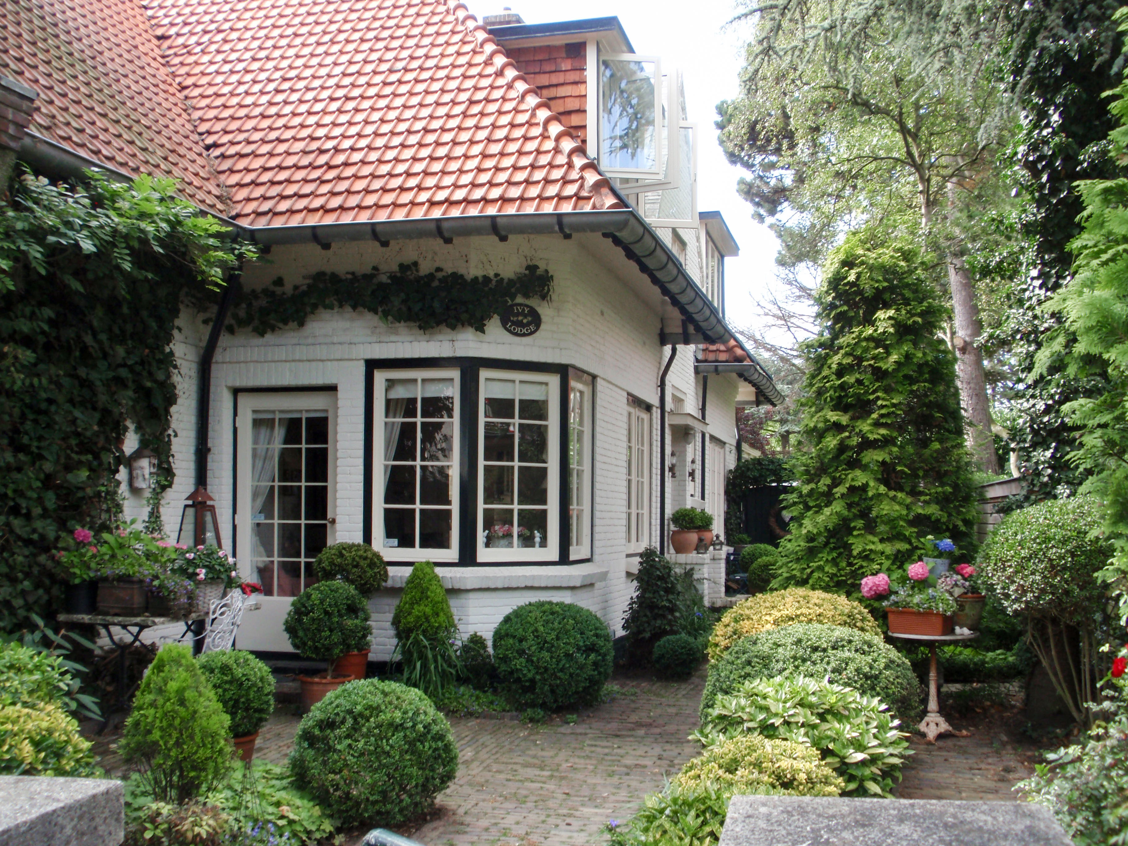 cottage tuin